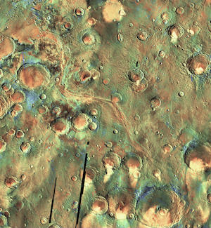 Mawrth Valles MSL site